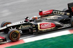Svelata la Lotus E21 la prima monoposto del 2013