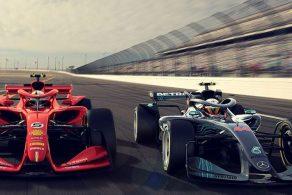Il 26 marzo 2021 torna la Formula Uno