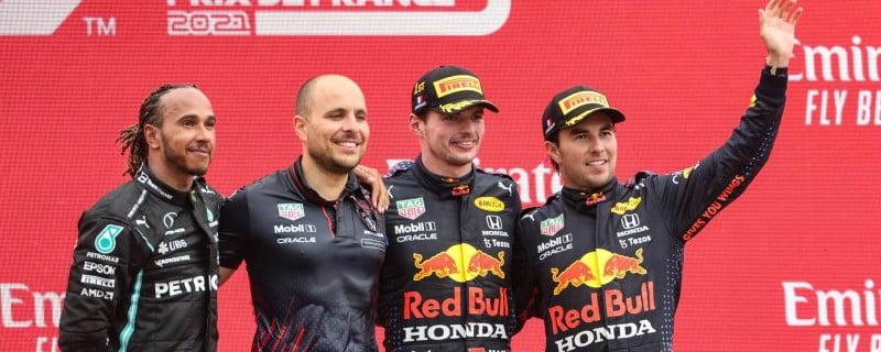 Scommesse formula 1 Francia podio