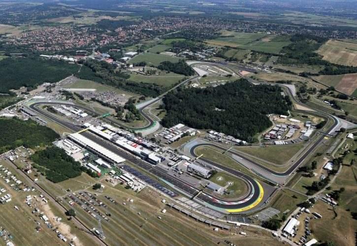 GP Ungheria Hungaroring 2021